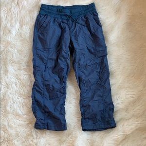 The North Face Ruched Leg Joggers